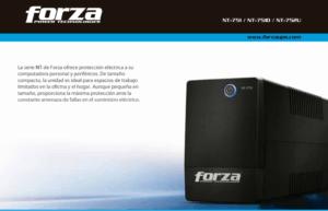 UPS FORZA NT-751 750VA F