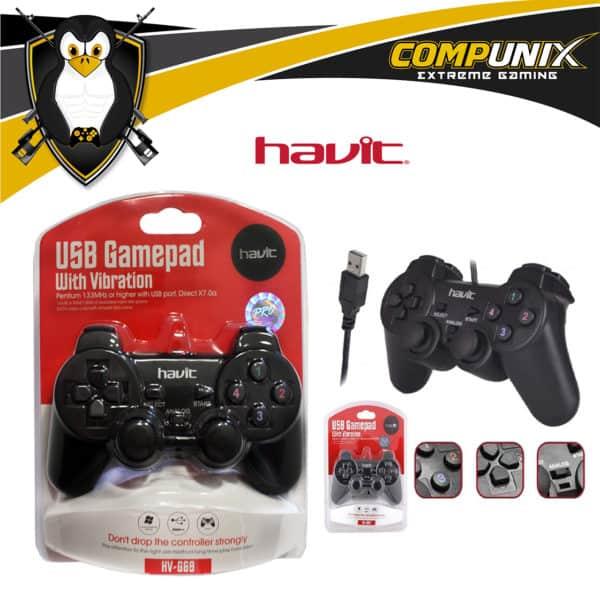 CONTROL GAMEPAD HAVIT HV-G69