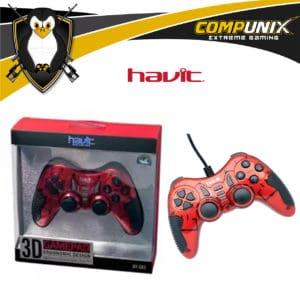 CONTROL GAMEPAD HAVIT HV-G85 ROJO
