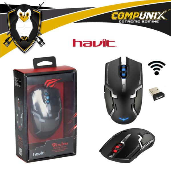 MOUSE GAMER HAVIT HV-MS997GT WIRELESS