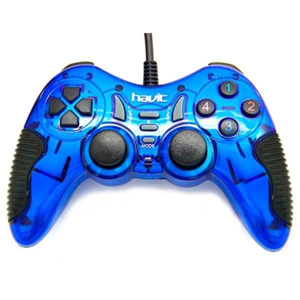 CONTROL GAMEPAD HAVIT HV-G85 AZUL B