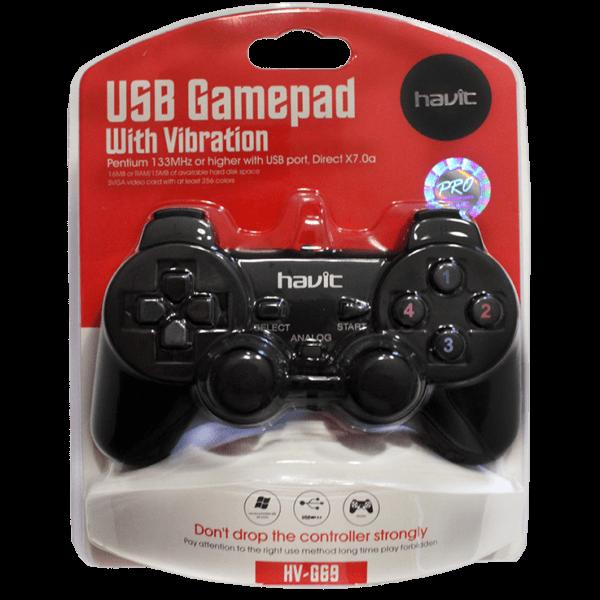 CONTROL GAMEPAD HAVIT HV-G69 A