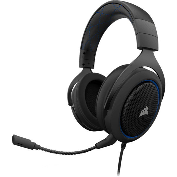 AUDIFONO GAMER CORSAIR HS50 ESTEREO B