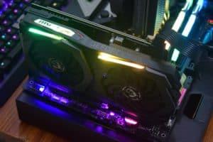Tarjeta Video MSI GAMING X GTX1650 4GB GDDR5 E