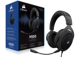 AUDIFONO GAMER CORSAIR HS50 ESTEREO A