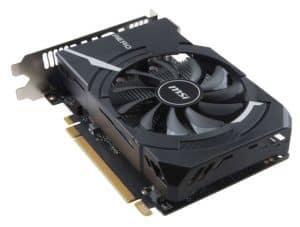 Tarjeta Video MSI Aero ITX GTX1050 2GB D