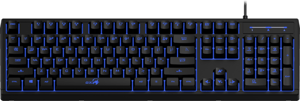 TECLADO GAMER GENIUS GX SCORPION K6 B