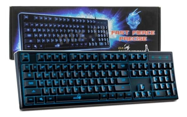 TECLADO GAMER GENIUS GX SCORPION K6 A