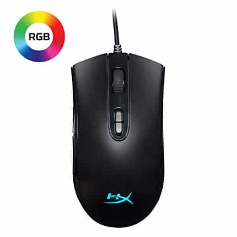 MOUSE GAMER HYPERX PULSEFIRE CORE F