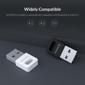 ADAPTADOR BLUETOOTH 4.0 ORICO BTA-409 USB G