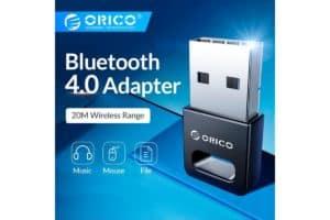 ADAPTADOR BLUETOOTH 4.0 ORICO BTA-409 USB A