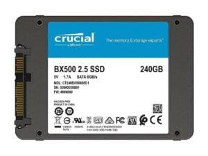SSD CRUCIAL BX500 240GB C