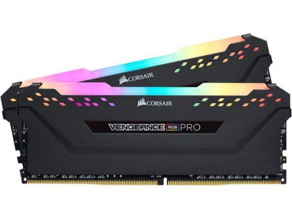 MEMORIA CORSAIR VENGEANCE RGB PRO DDR4 16GB 3200MHZ C