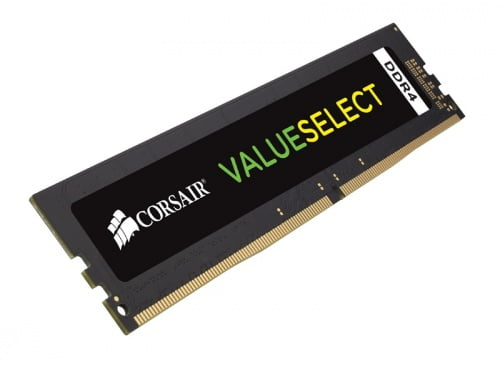 MEMORIA RAM CORSAIR VALUE SELECT DDR4 4GB 2400MHZ C