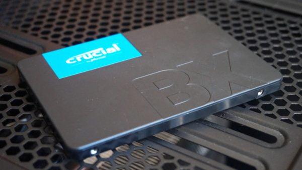 SSD CRUCIAL BX500 240GB D