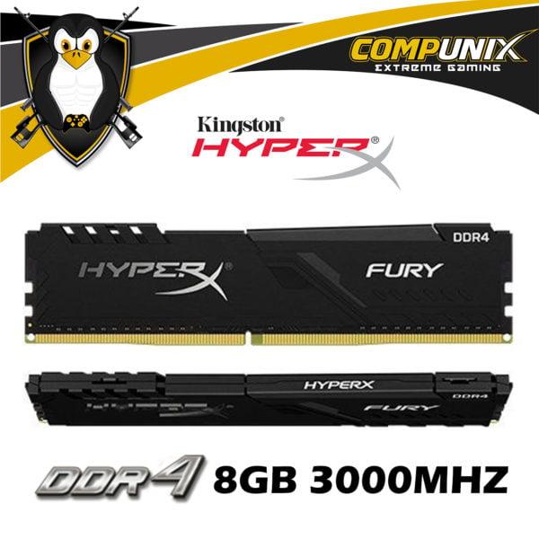 MEMORIA HYPERX DDR4 8GB 3000MHZ