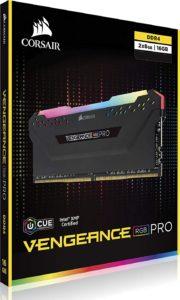 MEMORIA CORSAIR VENGEANCE RGB PRO DDR4 16GB 3200MHZ A