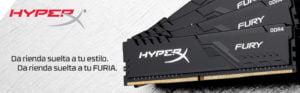 MEMORIA HYPERX DDR4 8GB 3000MHZ D