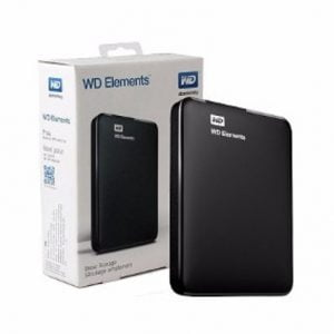 DISCO DURO EXTERNO WD ELEMENTS 1TB USB 3.0 A