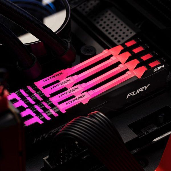 MEMORIA HYPERX DDR4 RGB 8GB 3200MHZ D