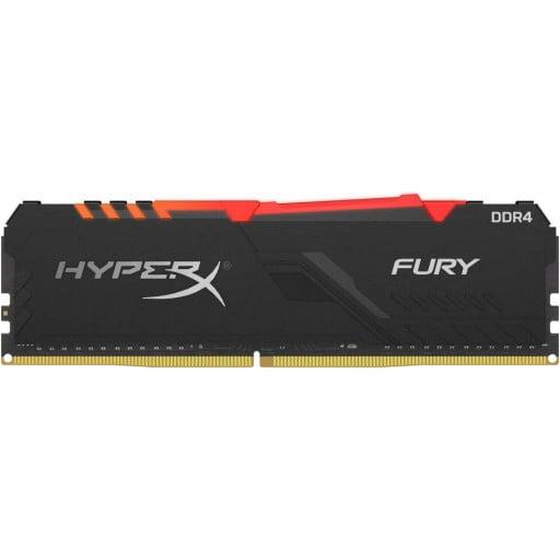 MEMORIA DDR4 HYPERX RGB 8GB 2666MHZ B