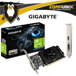 TARJETA DE VIDEO GIGABYTE GT710 2GB GDDR5