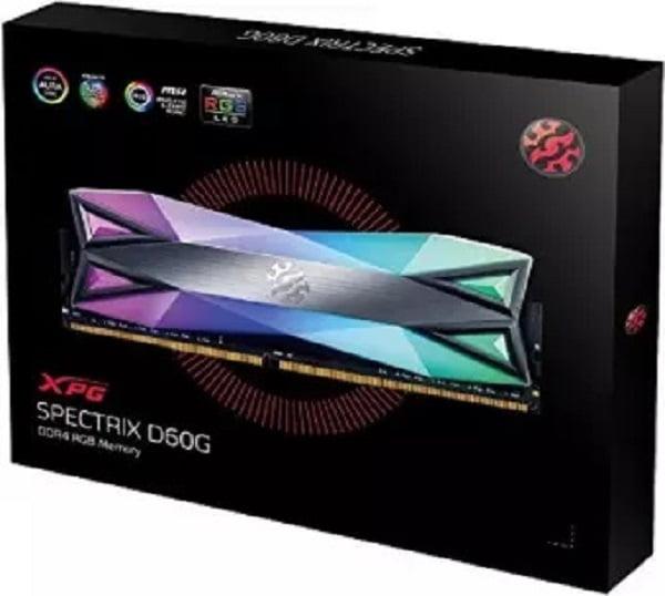 MEMORIA RAM ADATA XPG SPECTRIX-D60G 16GB 3200MHZ A