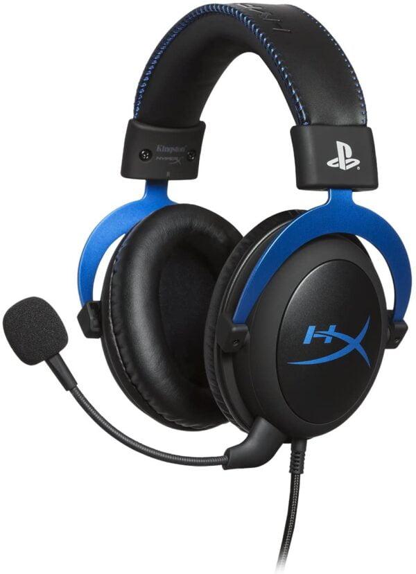 AUDIFONOS HYPERX CLOUD STEREO PS4 E