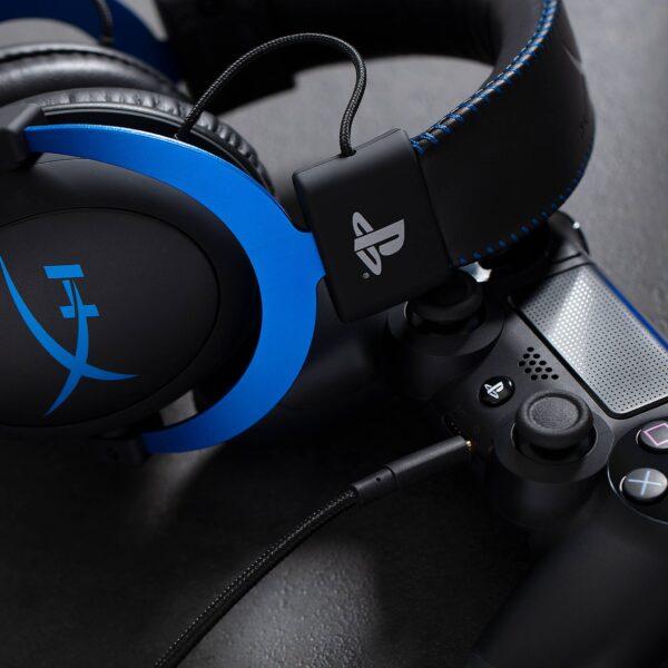AUDIFONOS HYPERX CLOUD STEREO PS4 D