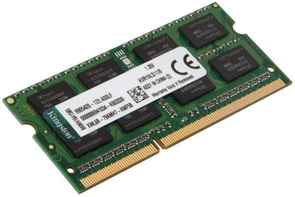 MEMORIA RAM KINGSTON LAPTOP 8GB DDR3L 1600mhz B