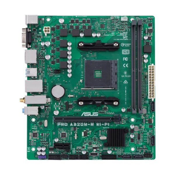 MOTHERBOARD ASUS PRO A320MR WIFI D