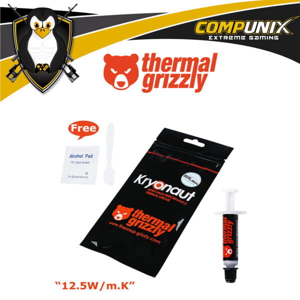 PASTA TERMICA THERMAL GRIZZLY KRYONAUT