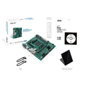 MOTHERBOARD ASUS PRO A320MR WIFI G
