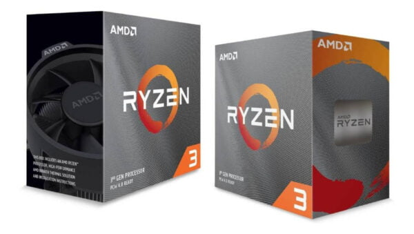 PROCESADOR AMD RYZEN 3 3300X 3.8GHZ B