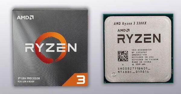 PROCESADOR AMD RYZEN 3 3300X 3.8GHZ C