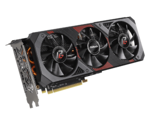 TARJETA DE VIDEO ASROCK Radeon RX 5600 XT PHANTOM GAMING D3 6G OC C