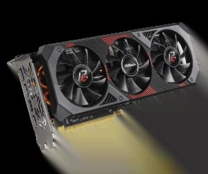 TARJETA DE VIDEO ASROCK Radeon RX 5600 XT PHANTOM GAMING D3 6G OC C
