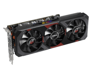TARJETA DE VIDEO ASROCK Radeon RX 5600 XT PHANTOM GAMING D3 6G OC D