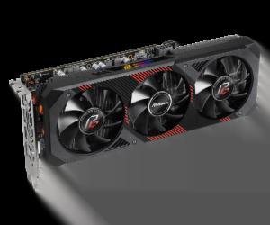 TARJETA DE VIDEO ASROCK Radeon RX 5600 XT PHANTOM GAMING D3 6G OC D