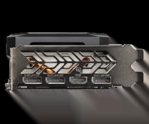 TARJETA DE VIDEO ASROCK Radeon RX 5600 XT PHANTOM GAMING D3 6G OC E