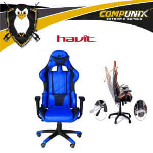 SILLA GAMER HAVIT HV-GC922G AZUL