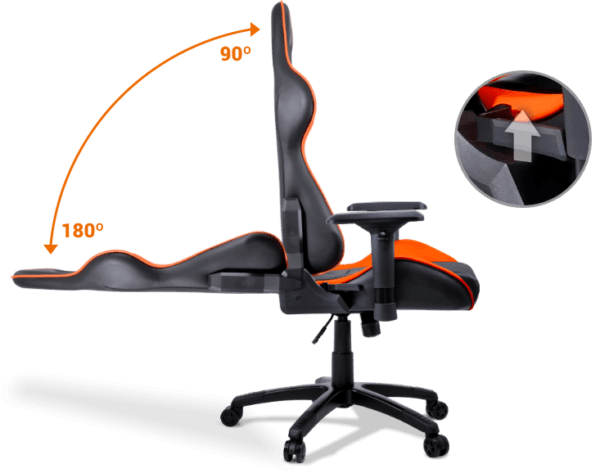 SILLA GAMER HAVIT HV-GC922 B