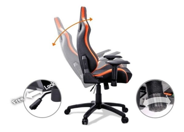 SILLA GAMER HAVIT HV-GC922 A