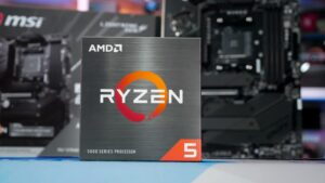 PROCESADOR APU AMD RYZEN 5 5600X 4.6GHZ C