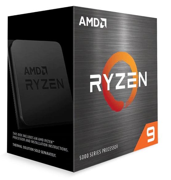 PROCESADOR AMD RYZEN 9 5900X 4.8GHZ A