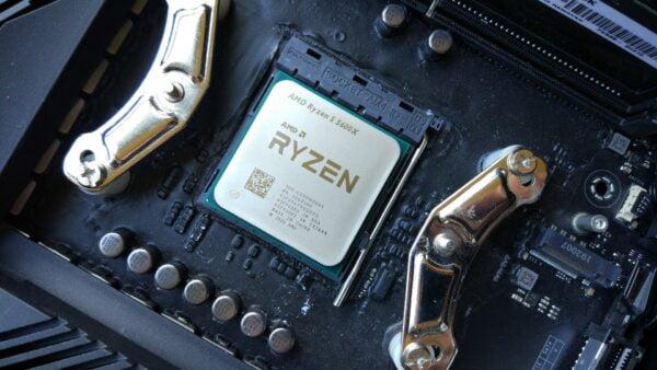PROCESADOR AMD RYZEN 5 5600X 4.6GHZ D