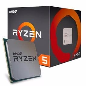 PROCESADOR APU AMD RYZEN 5 3400G 3.7GHZ B