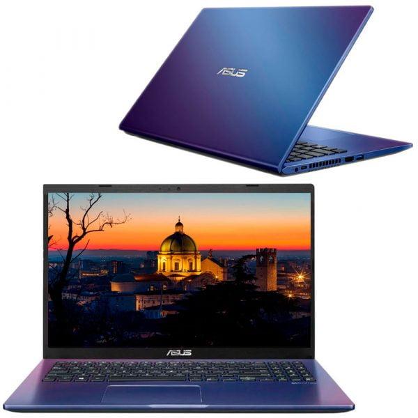NOTEBOOK ASUS X409MA N4020 4GB 1TB WiFi BT INDIGO A