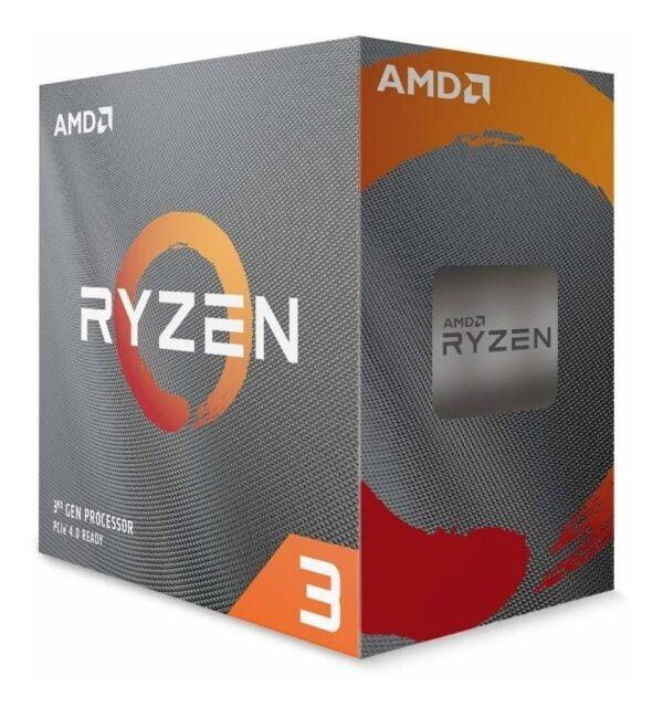 PROCESADOR AMD RYZEN 3 3100 3.9GHZ 4 CORES A