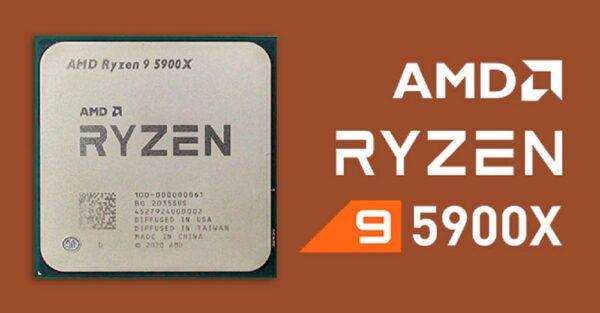 PROCESADOR AMD RYZEN 9 5900X 4.8GHZ B